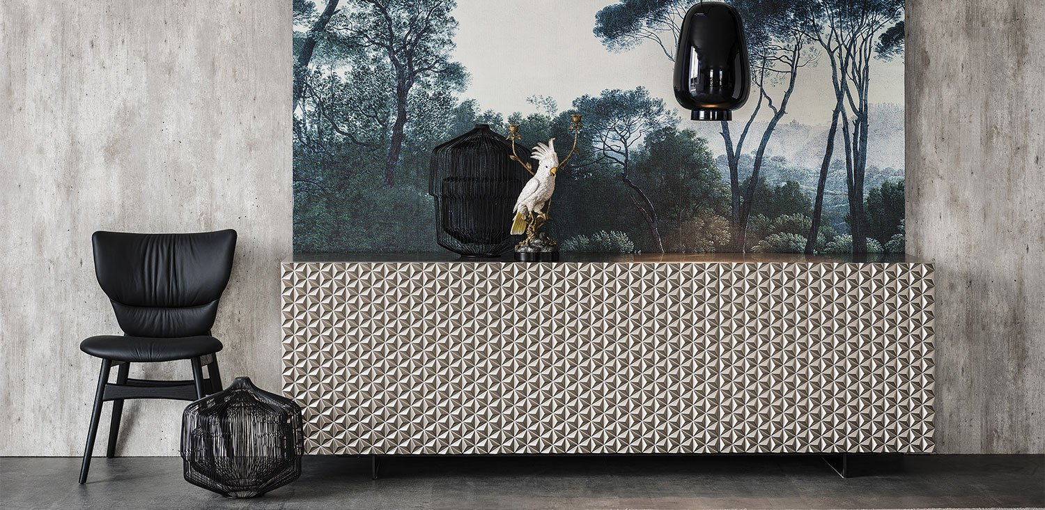 Royalton Sideboard cabinet from Cattelan Italia