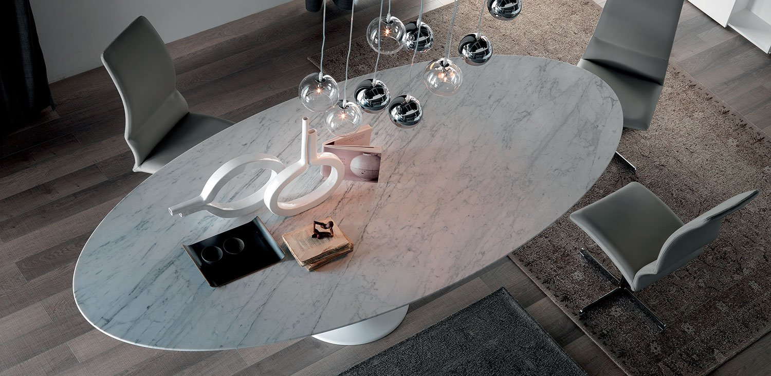 Reef Dining Table from Cattelan Italia
