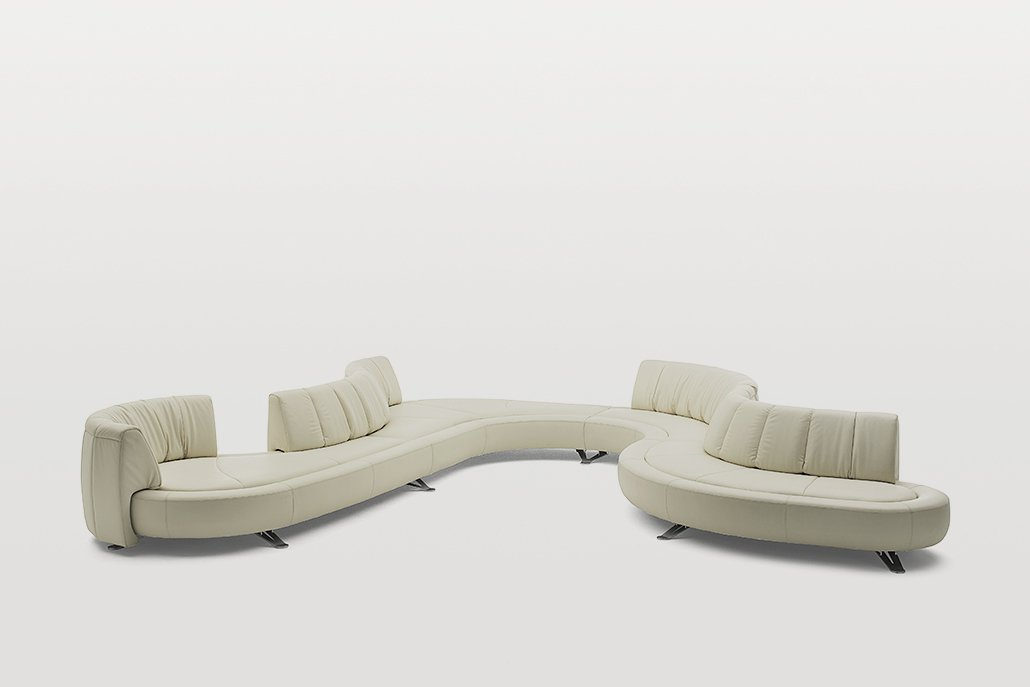 De Sede Ds 1064 Leather Sofa Living Room Furniture Ultra Modern