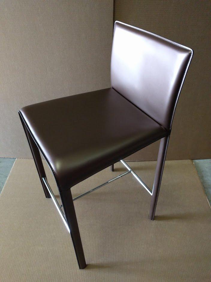 Rey, stool from Antonello Italia, designed by Gino Carollo