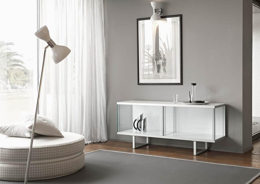Broadway Low cabinet from Tonelli