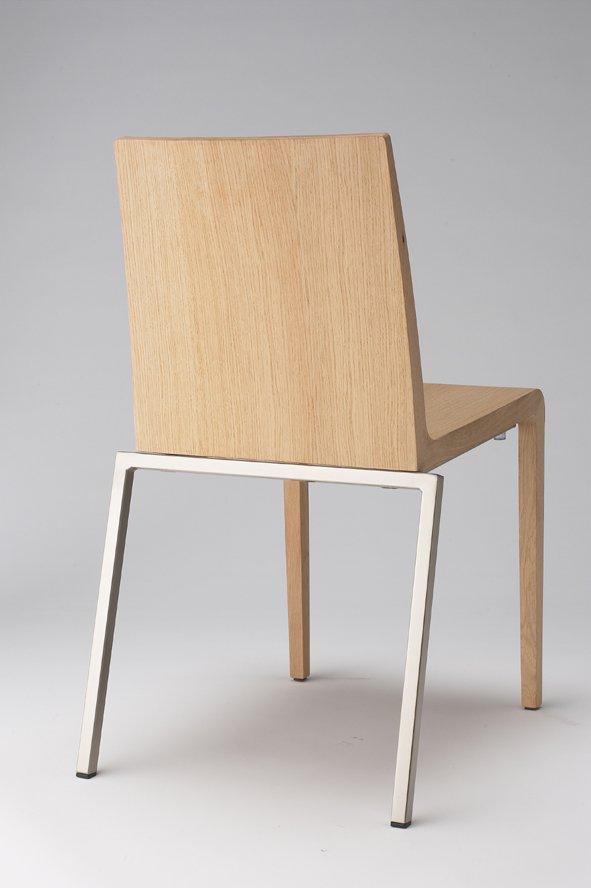 Zen chair from Pedrali