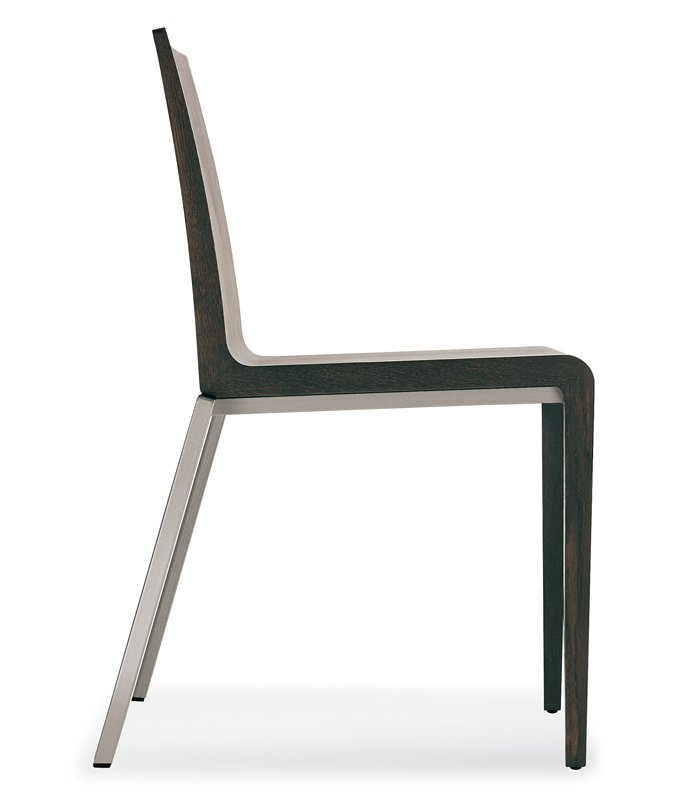 Pedrali Zen, Wooden Chair | Contemporary Dining Room ...