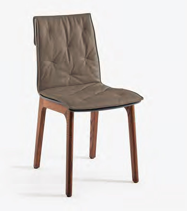 Alfa chair from Bontempi