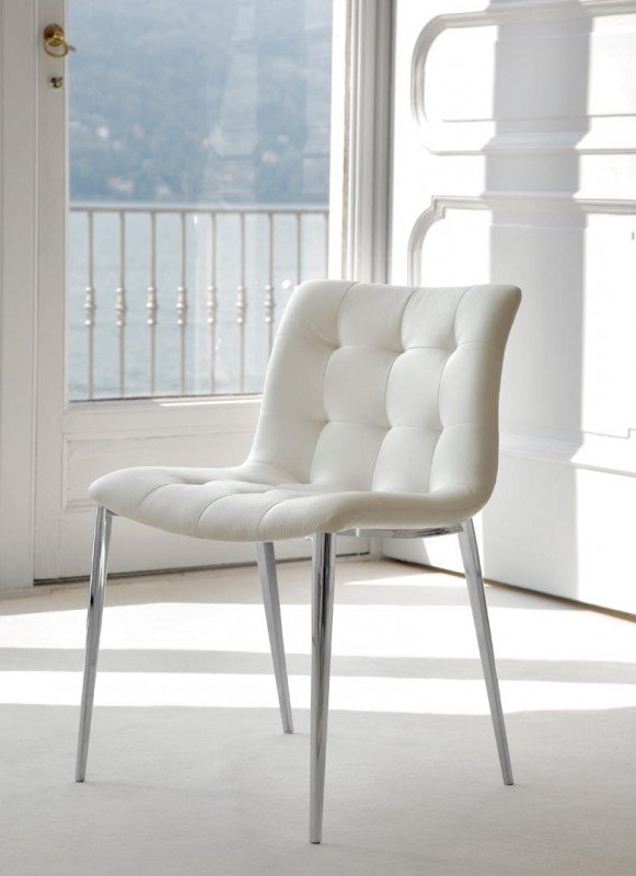 Kuga chair from Bontempi