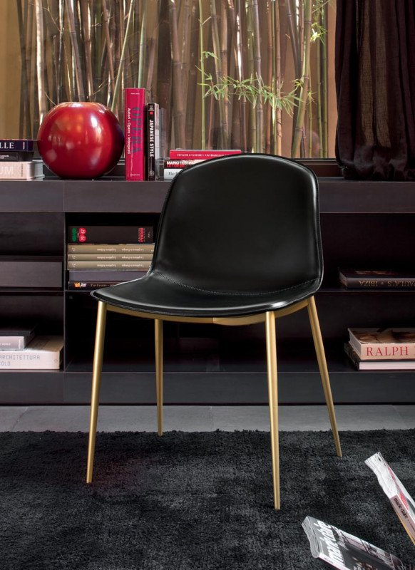 Seventy F chair from Bontempi