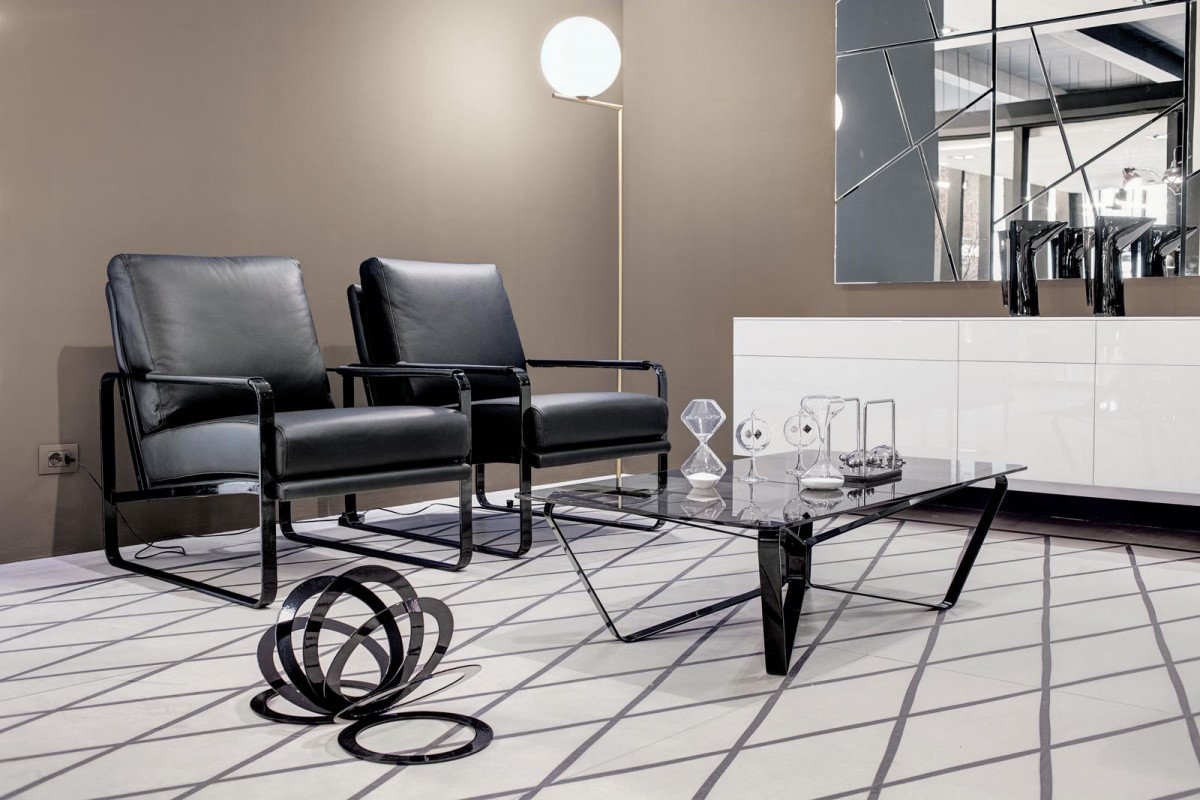 Clarissa Armchair lounge from Bontempi