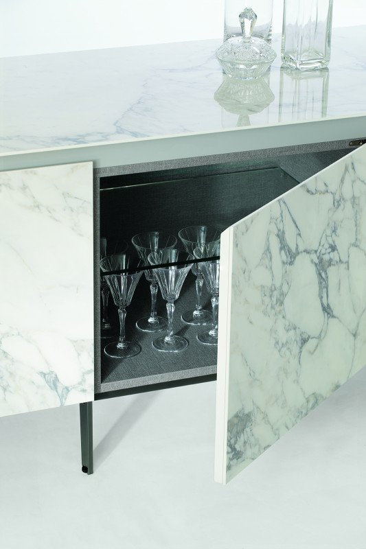 Cosmopolitan cabinet from Bontempi