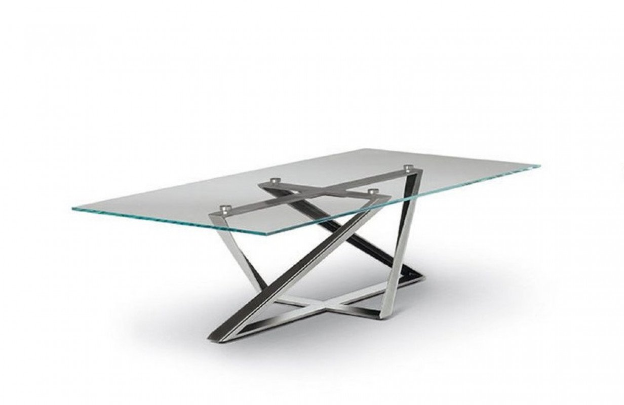 Millennium Coffee table from Bontempi, designed by Dondoli and Pocci