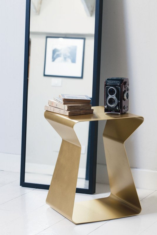 Kito end table from Bontempi