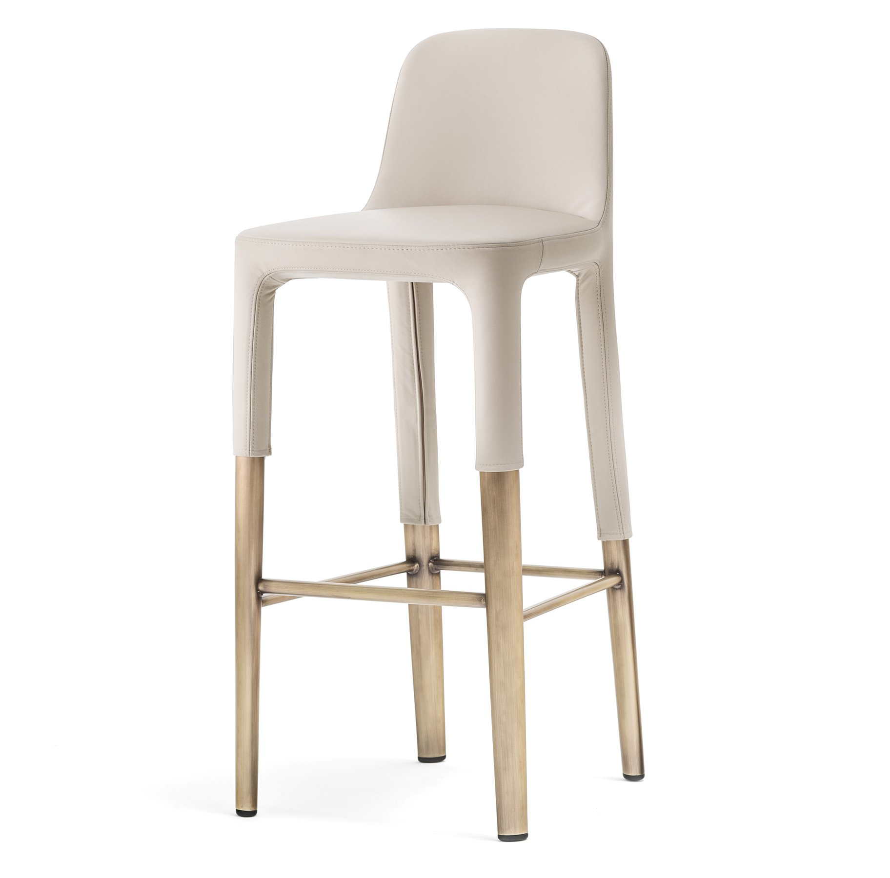 Ester 698 stool from Pedrali, designed by Patrick Jouin