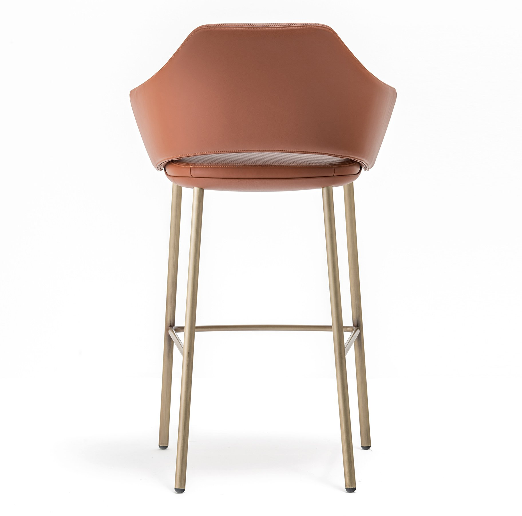 Vic Metal Stool 648 from Pedrali, designed by Patrick Norguet