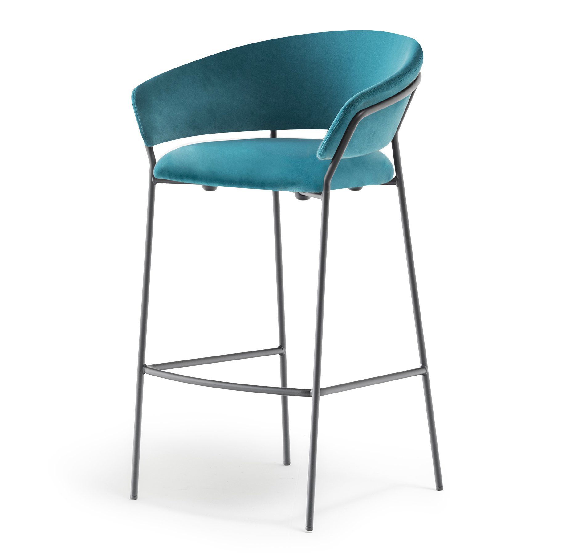 Jazz Stool from Pedrali, designed by Pedrali R&D