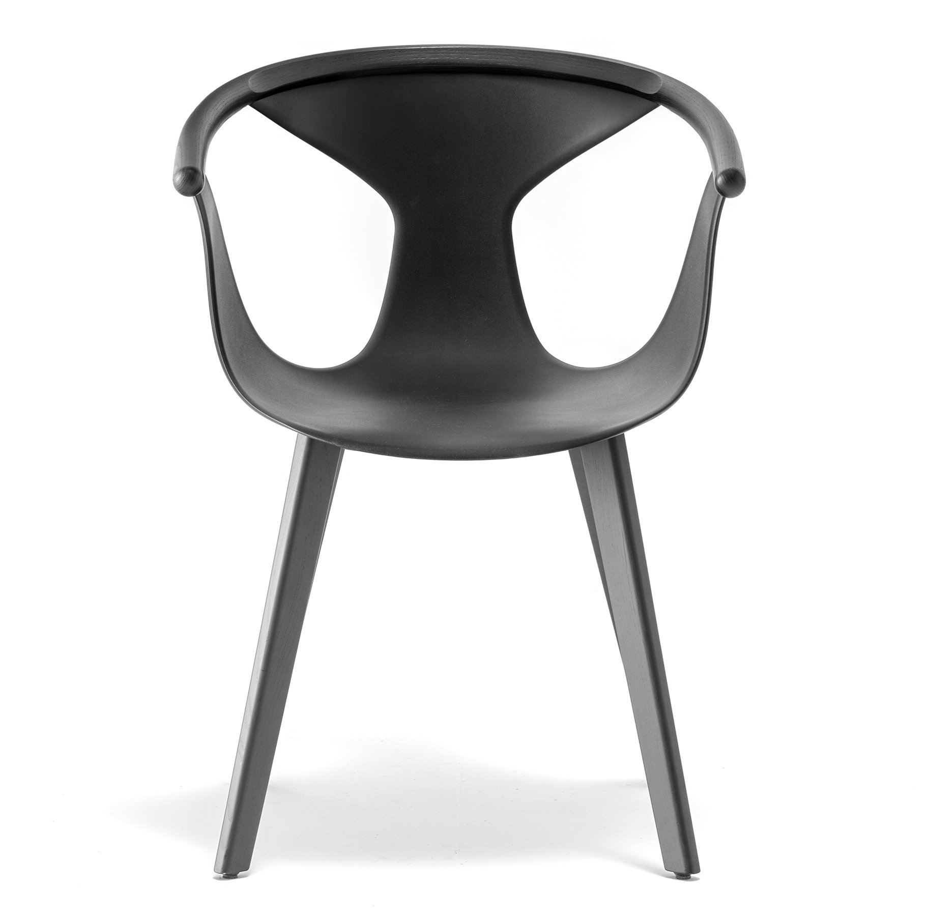 Fox 3725 chair from Pedrali, designed by Patrick Norguet
