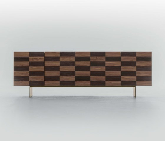 Colosseo Wooden Cabinet from Tonin Casa