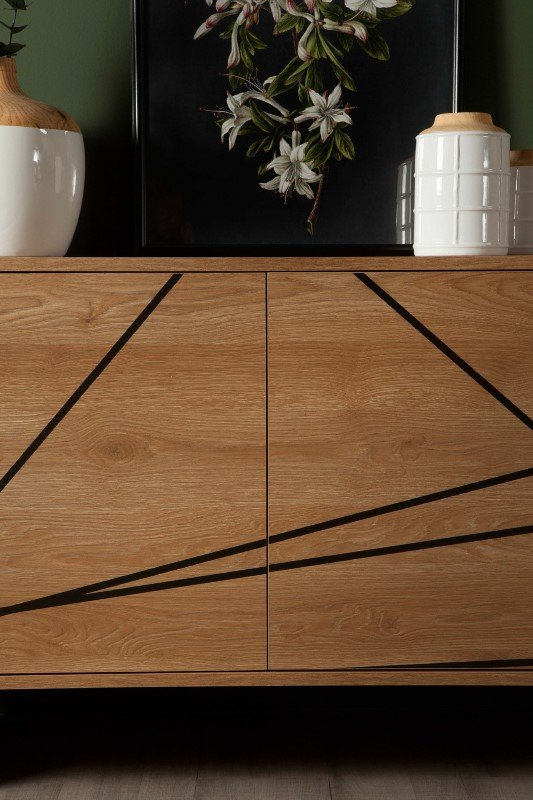 Maya Wooden Cabinet from Tonin Casa