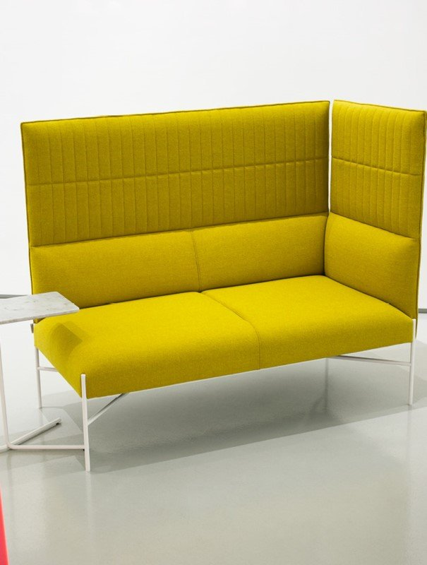 Tacchini Chill Out High Sofa Fabric Modular Contemporary