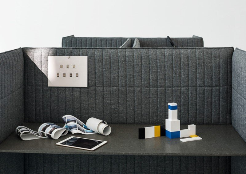 Chill Out High Sofa modular from Tacchini