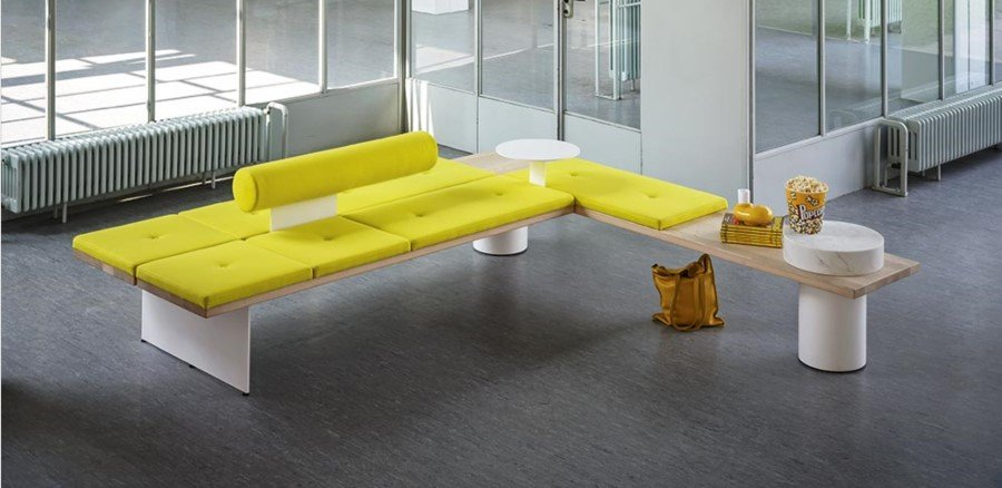 Galleria Bench from Tacchini