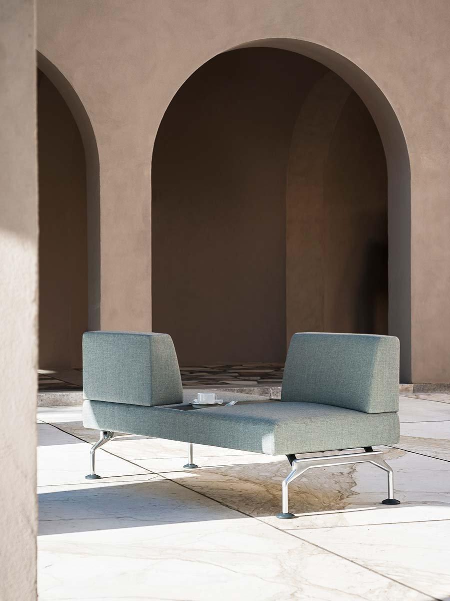 Intercity Sofa modular from Tacchini, designed by Pietro Arosio