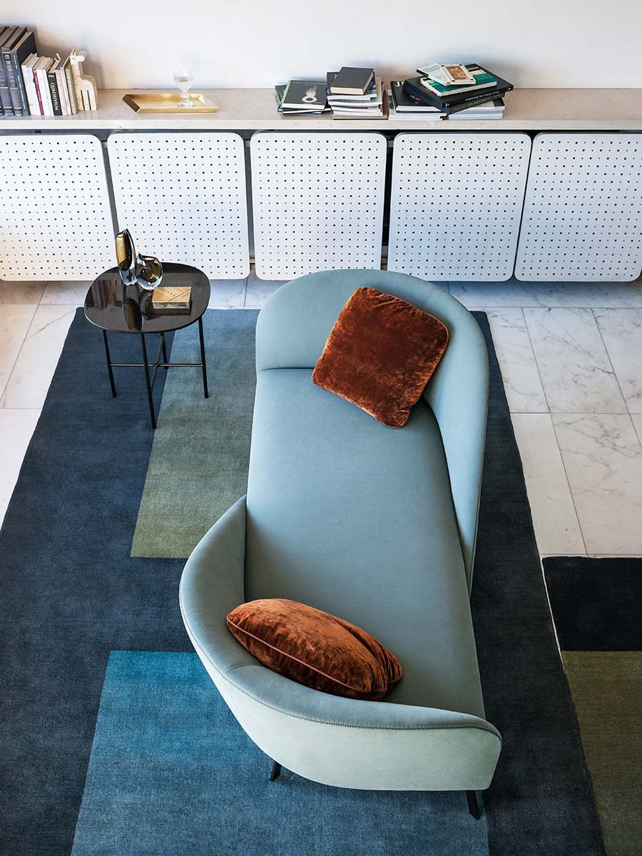 Face To Face Sofa from Tacchini, designed by Gordon Guillaumier