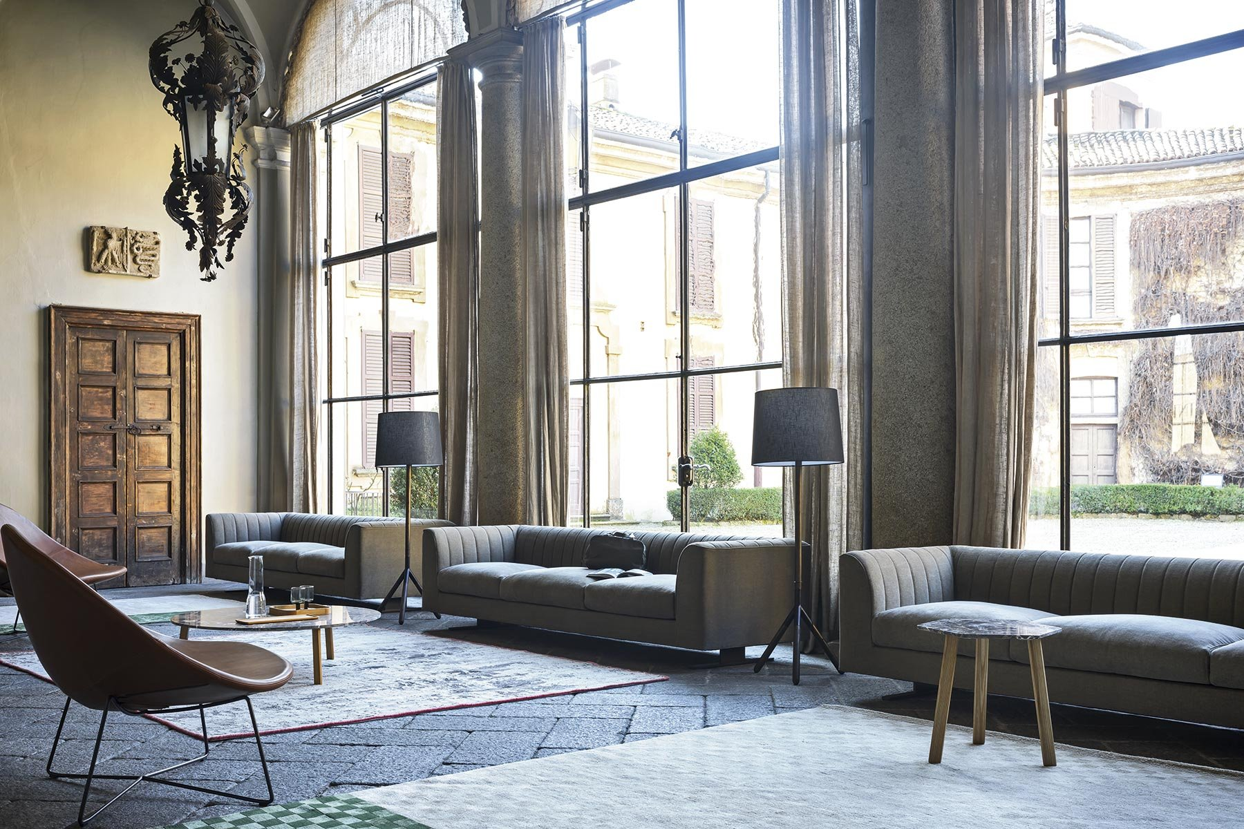 Quilt Sofa from Tacchini