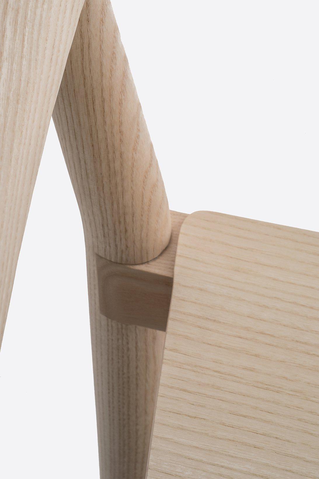 Tivoli chair from Pedrali, designed by CMP Design