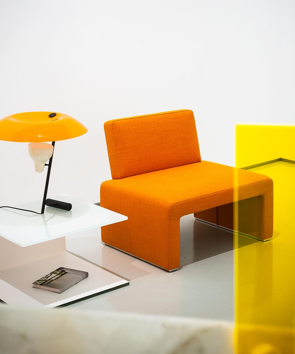Labanca Sofa from Tacchini, designed by Lievore Altherr Molina