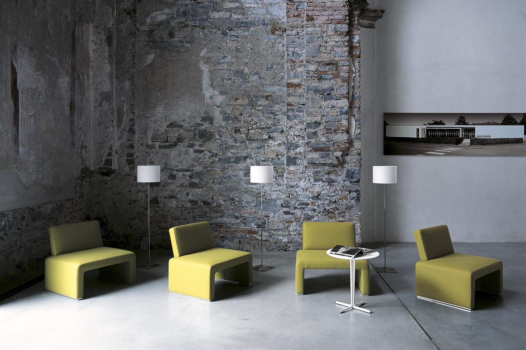 Labanca Sofa from Tacchini