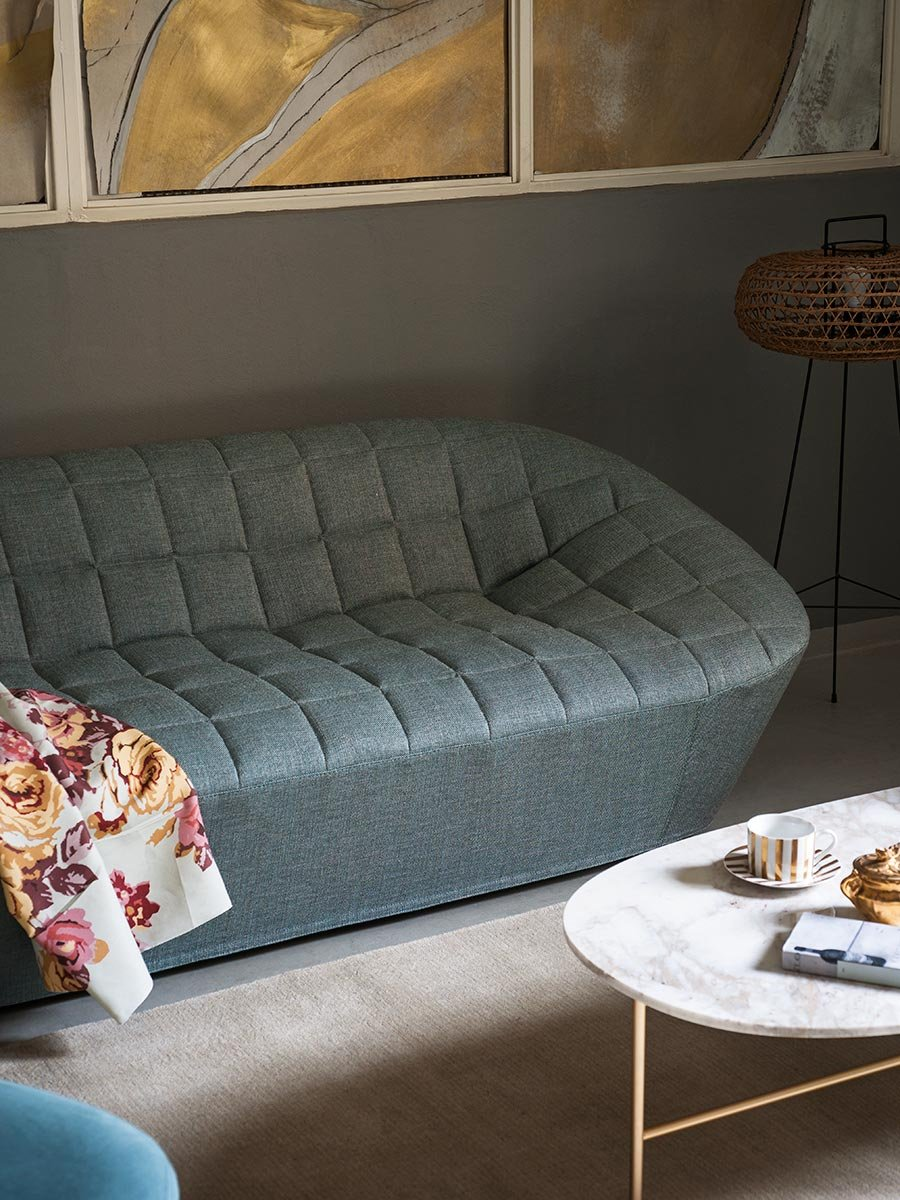 Millennium Drive Sofa from Tacchini, designed by Martin Eisler
