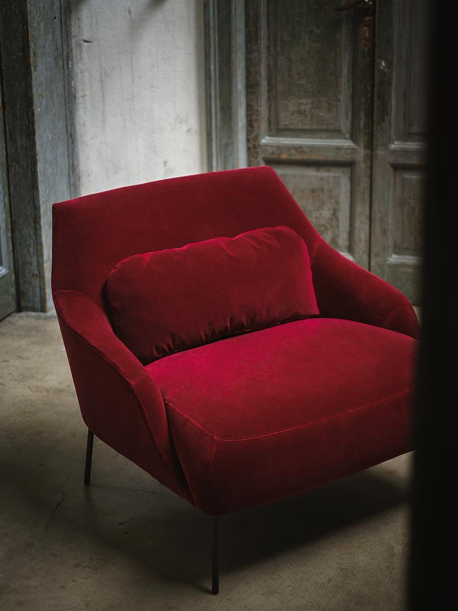 Lima Armchair from Tacchini