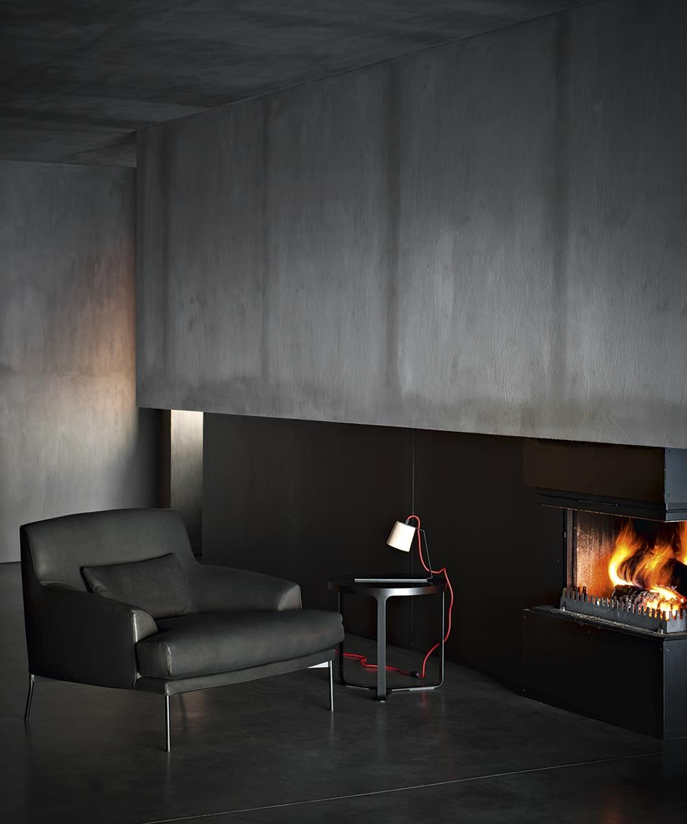 Montevideo Armchair from Tacchini, designed by Claesson Koivisto Rune