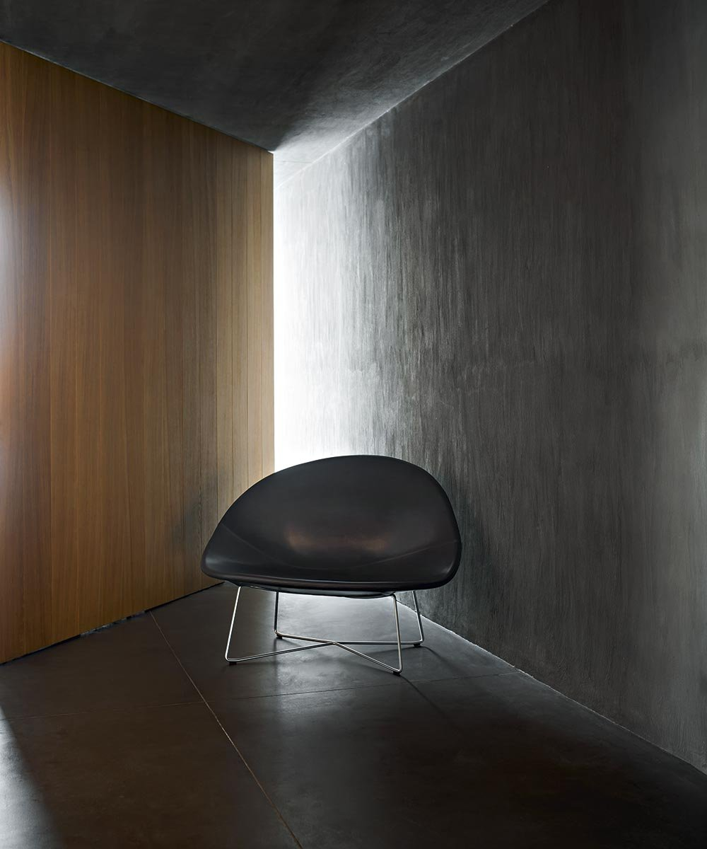 Isola Armchair from Tacchini, designed by Claesson Koivisto Rune