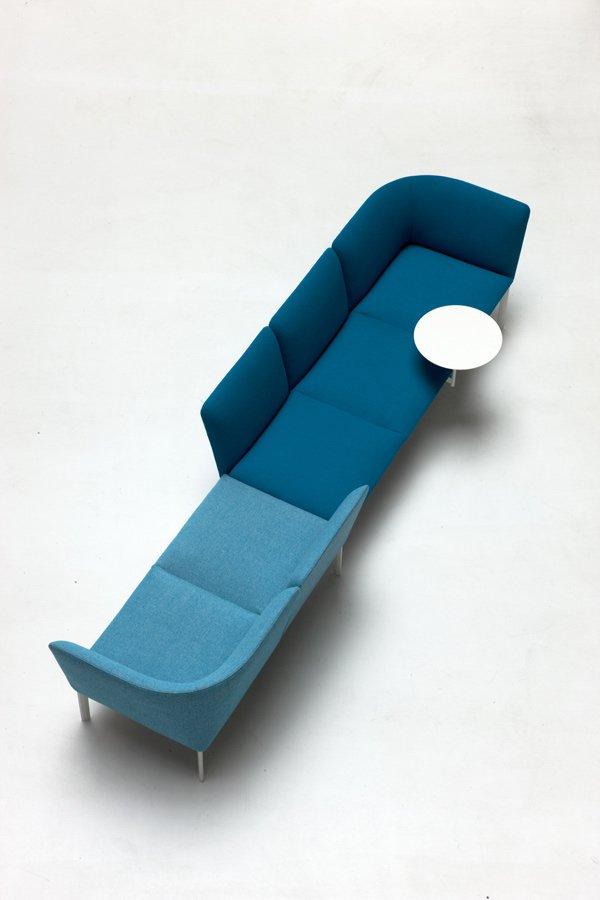 Add Modular Sofa from lapalma, designed by Francesco Rota