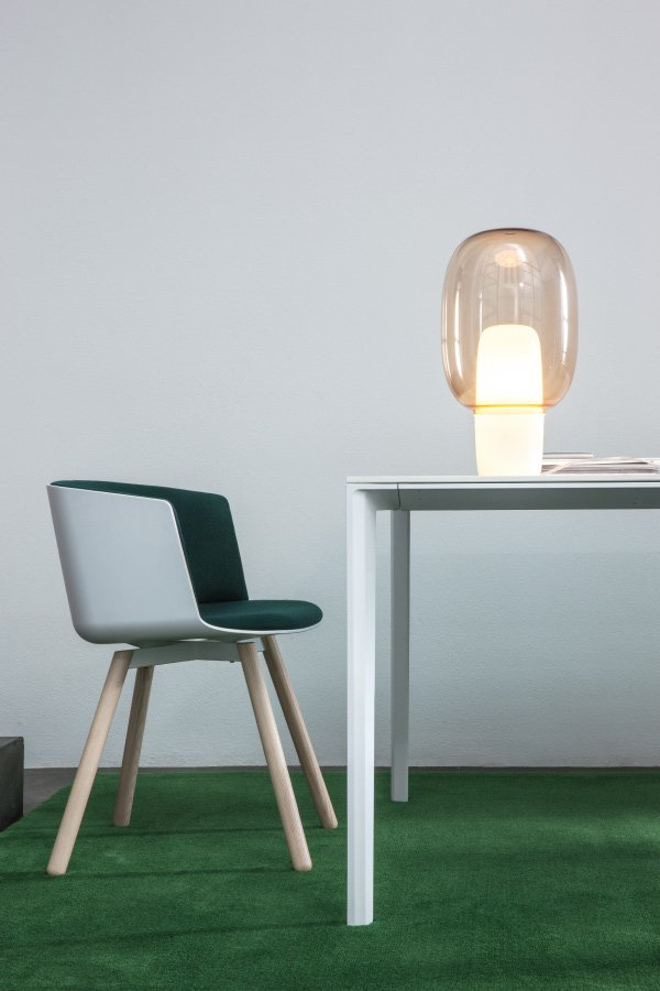 Add T Table desk from lapalma, designed by Francesco Rota
