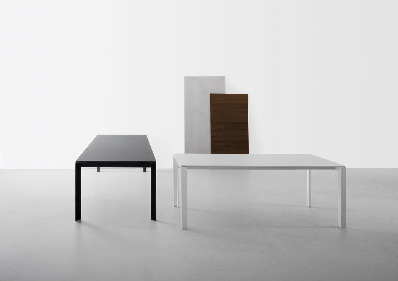 Apta Table dining from lapalma, designed by Romano Marcato