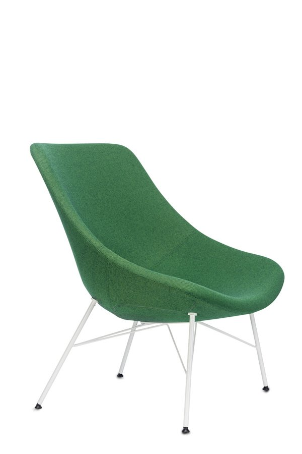 Auki Lounge Chair from lapalma, designed by Hee Welling
