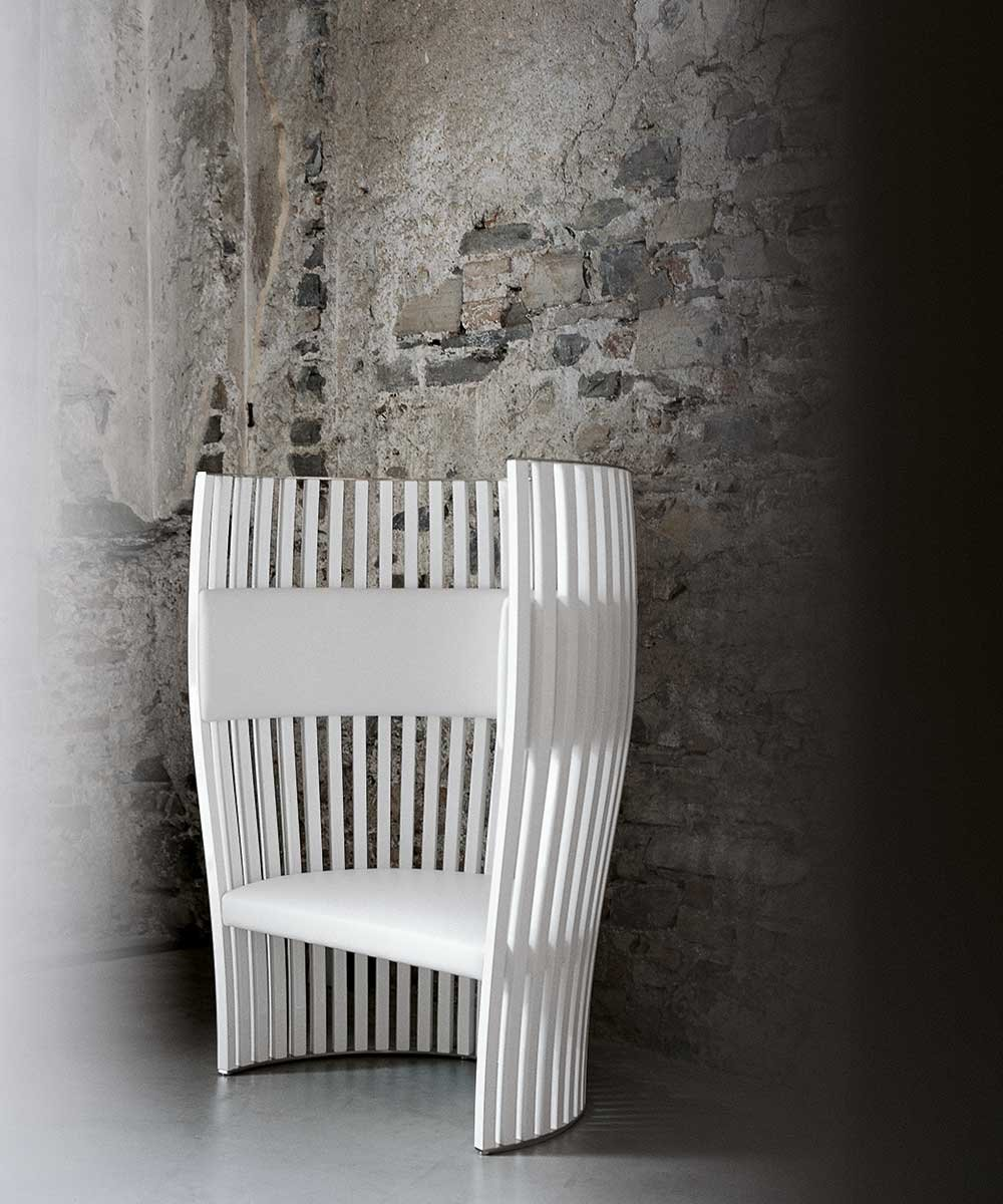 Southbeach Armchair lounge from Tacchini