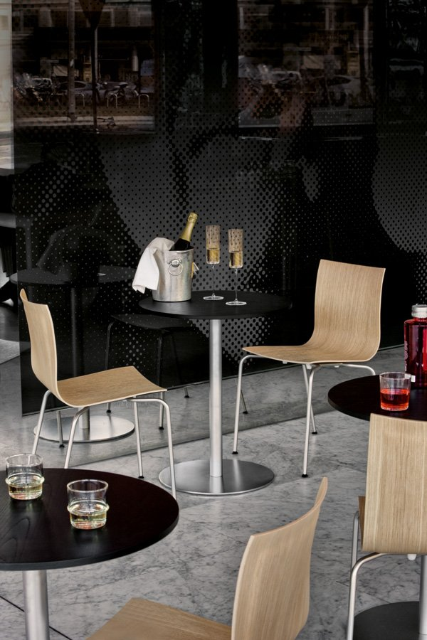 Brio Table coffee from lapalma, designed by Romano Marcato