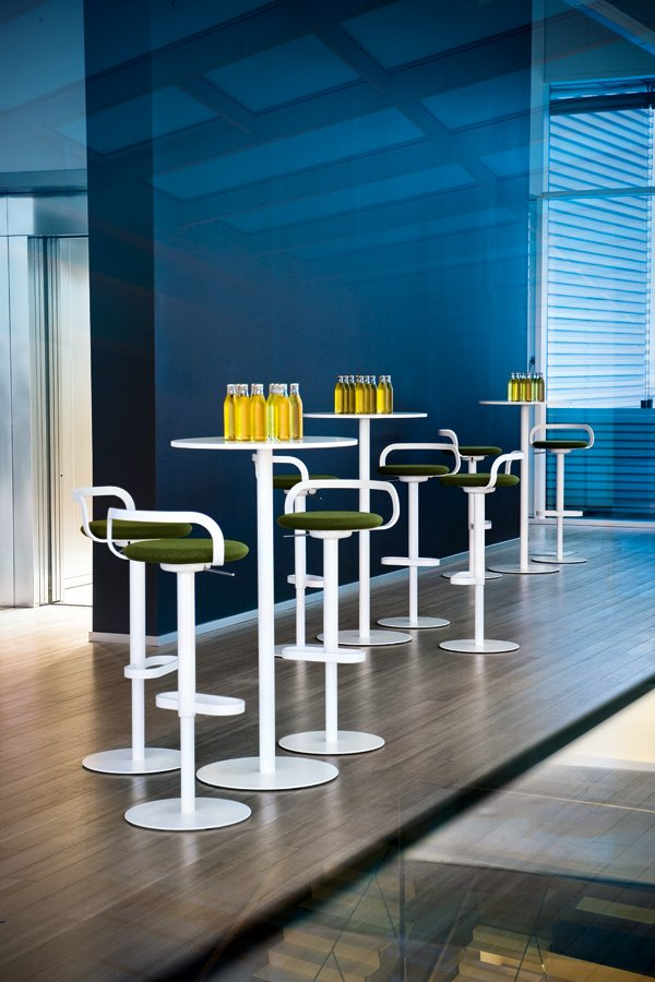 Brio Table coffee from lapalma, designed by Romano Marcato