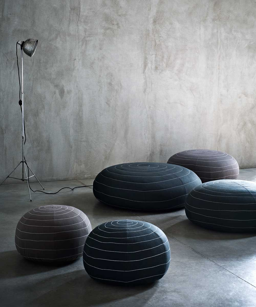 Spin Ottoman from Tacchini