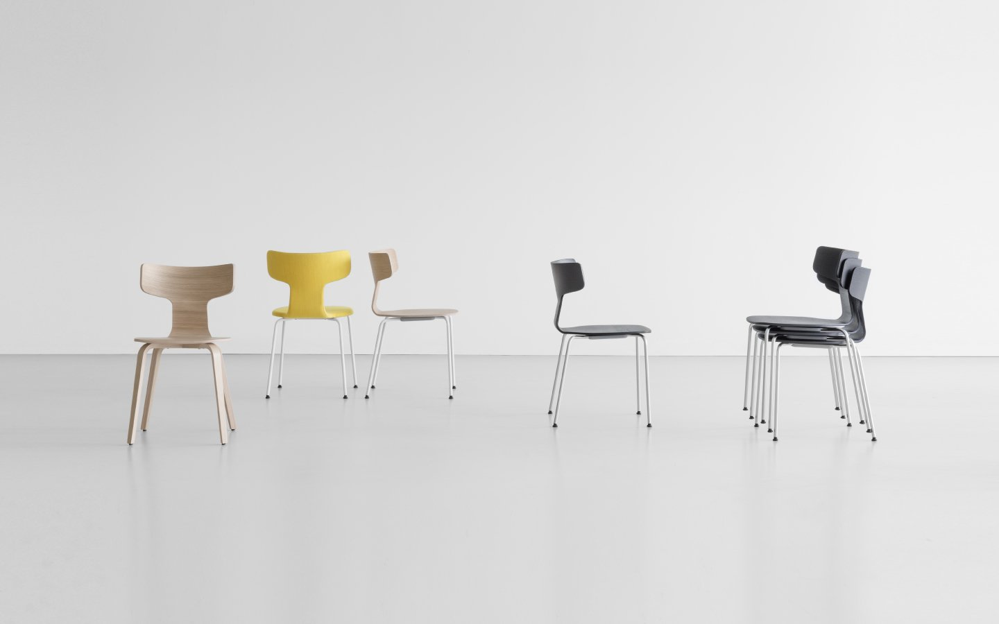 Fedra Chair from lapalma, designed by Leonardo Rossano