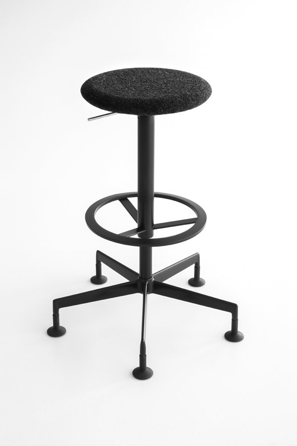 Lab Stool from lapalma, designed by Karri Monni