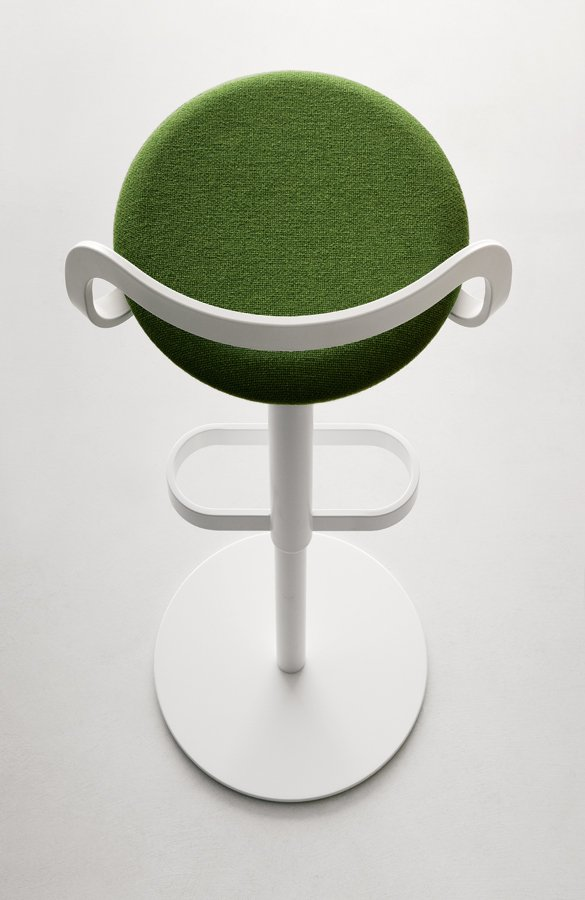 Mak Stool from lapalma, designed by Patrick Norguet