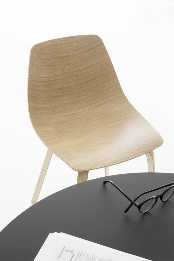 Miunn Chair from lapalma, designed by Karri Monni