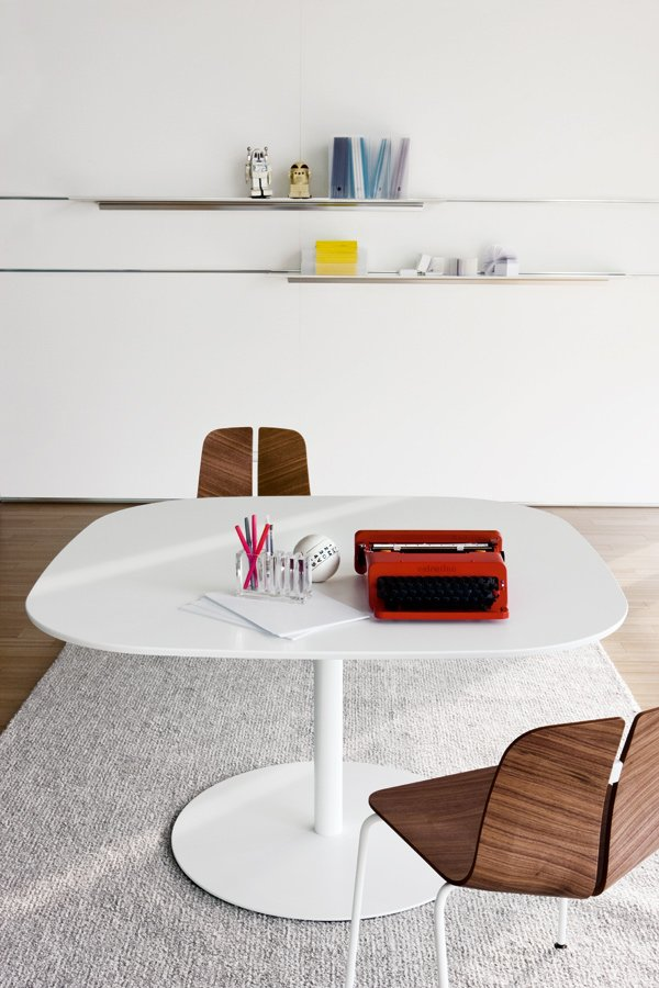 Rondo Table dining from lapalma, designed by Romano Marcato