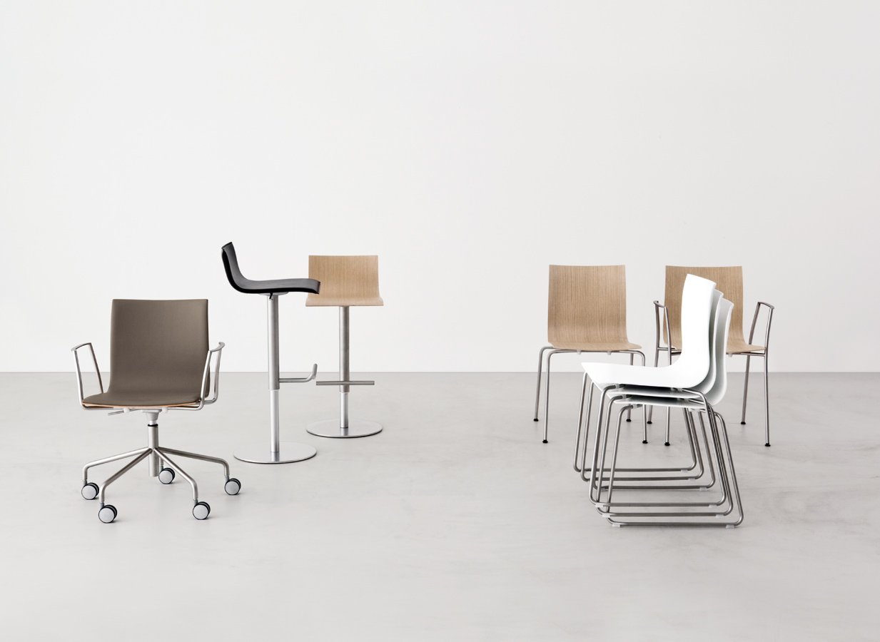 Thin Chair from lapalma, designed by Karri Monni