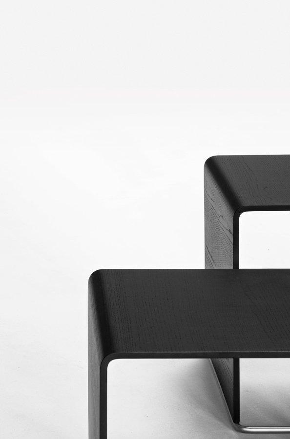 Ueno Side Table end from lapalma, designed by Takashi Shinozaki
