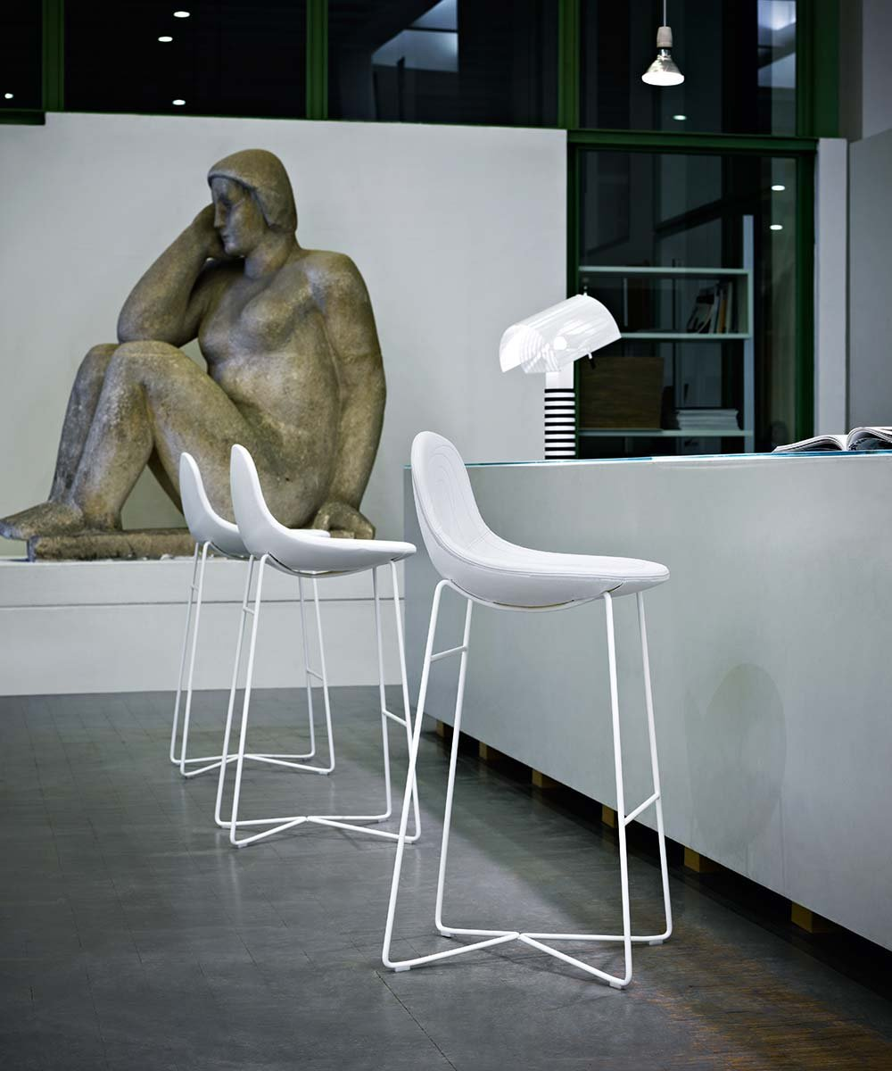 Doodle Stool from Tacchini, designed by Claesson Koivisto Rune
