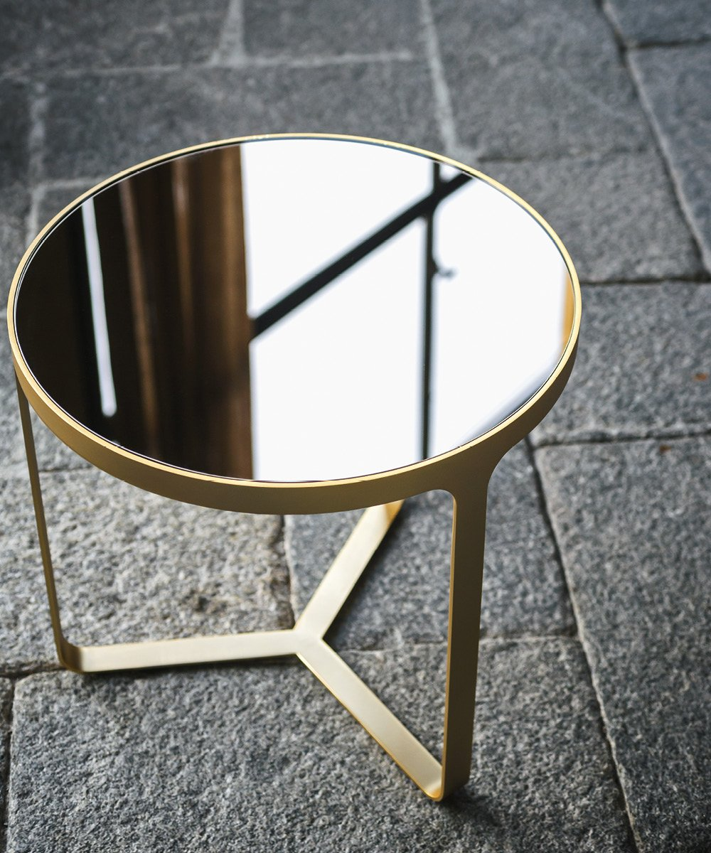 Cage Marble Coffee Table from Tacchini, designed by Gordon Guillaumier